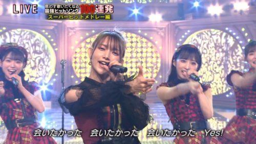 ゴマキ 後藤真希 AKB48 コラボ テレ東音楽祭