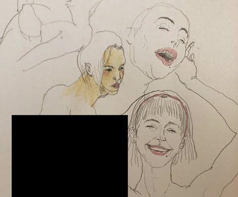 チムファサ_女性の絵